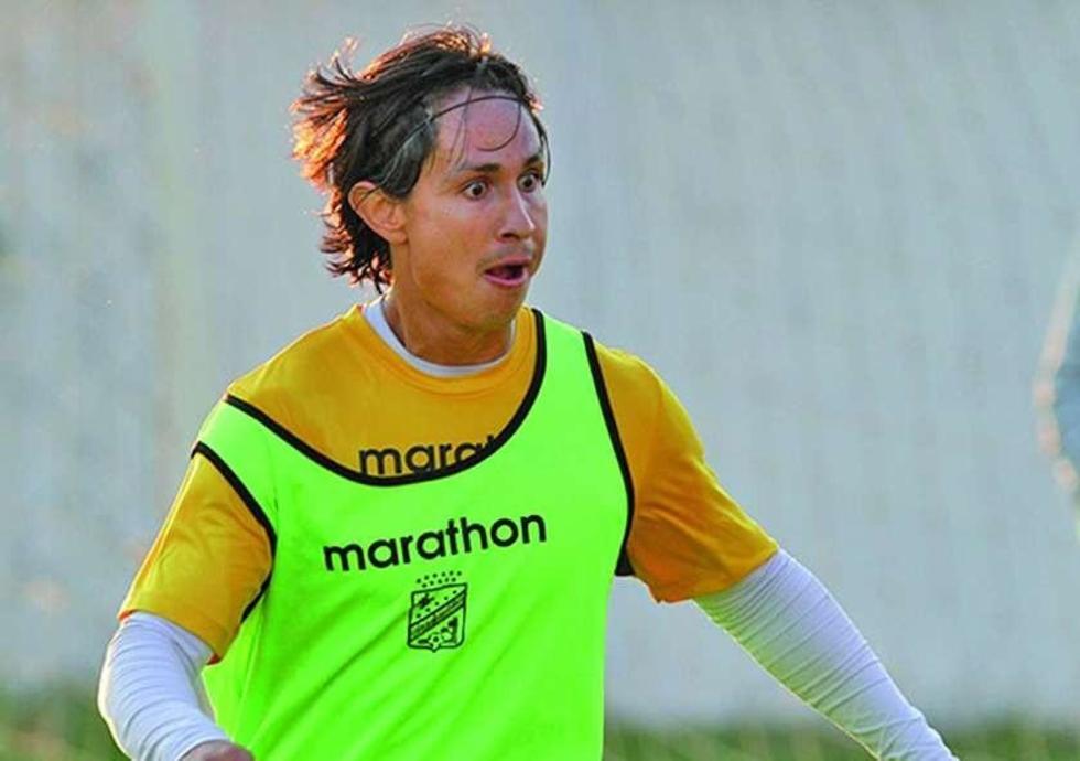 The Strongest contrata a Marvin Bejarano