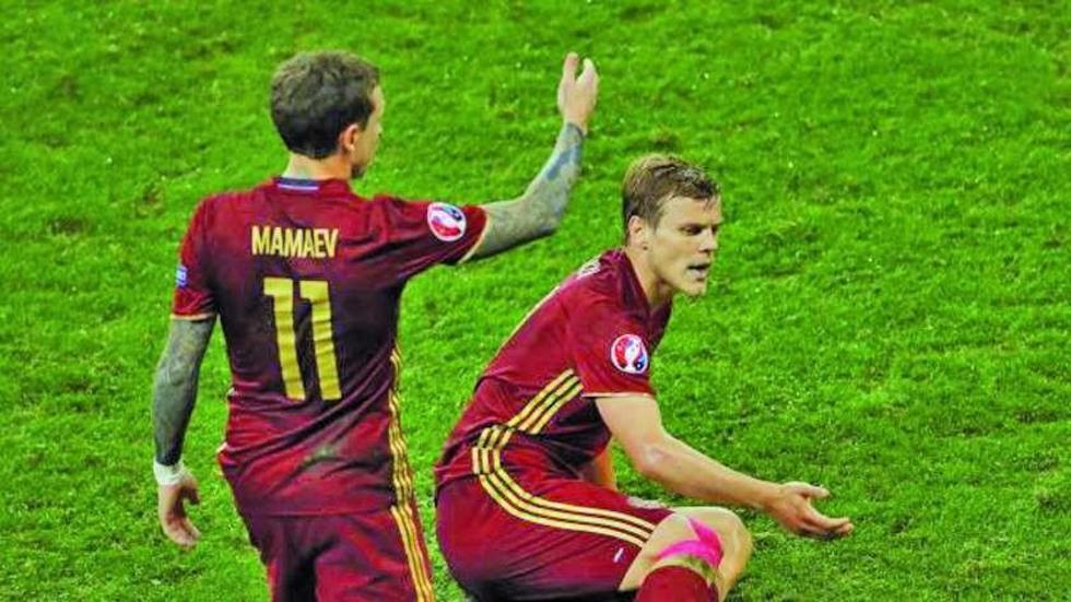 Rusos piden la disolución de su selección de fútbol