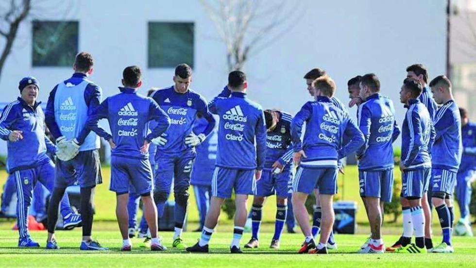 Argentina confirma plantel de fútbol para Río