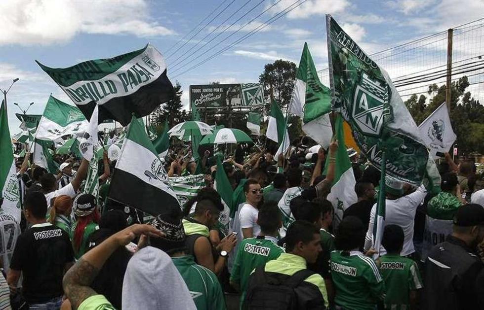 Nacional alista fiesta para la final de la Copa