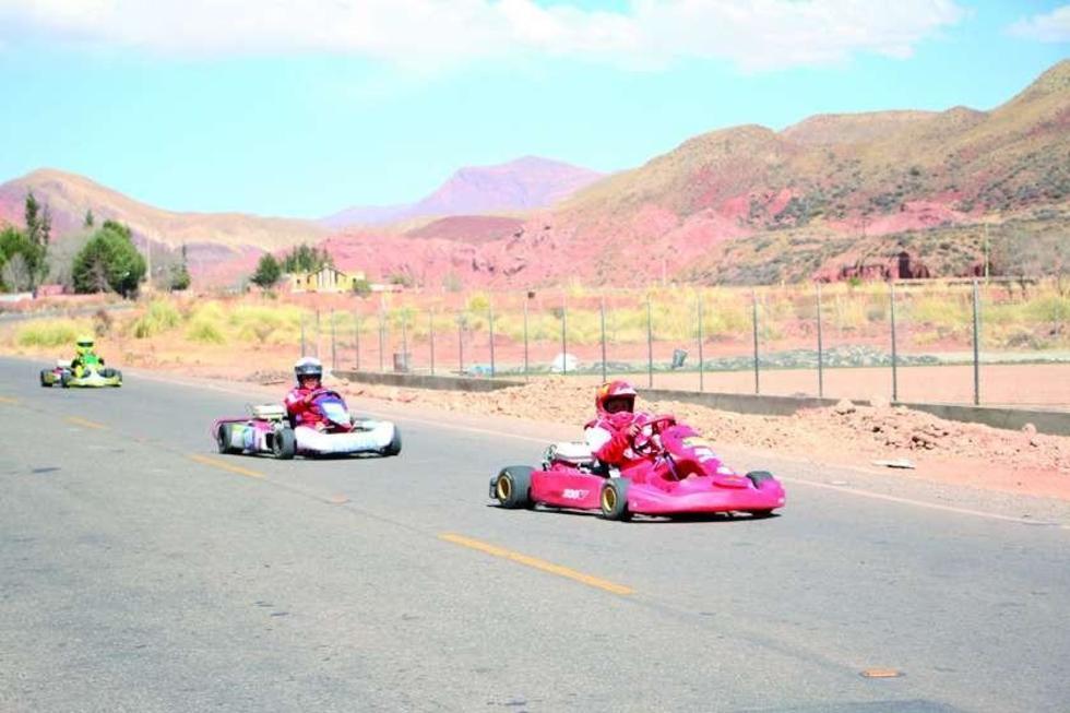 """El circuito """"Tarapaya"""" está a 26 kilómetros de la Villa Imperial."""
