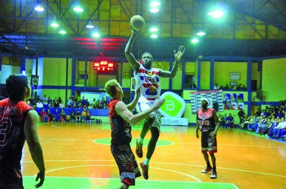 Pichincha no pudo con San Simón en la final de Libobásquet