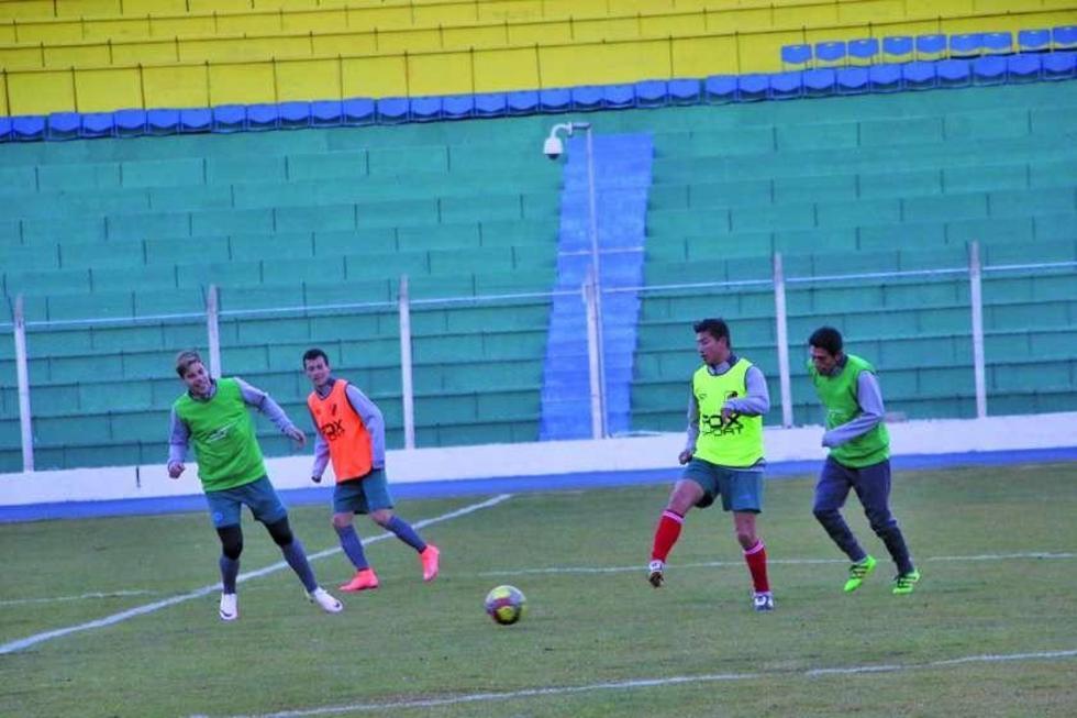 Nacional está listo para recibir a San José en su primer partido del Apertura