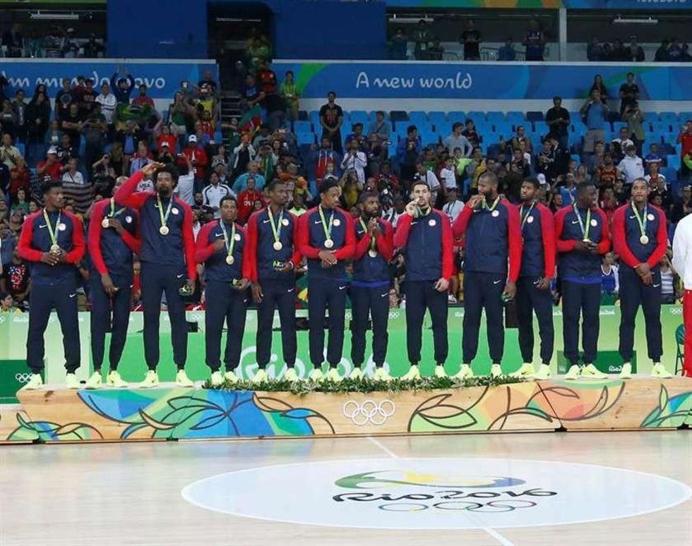 La delegación norteamericana logró 121 medallas.