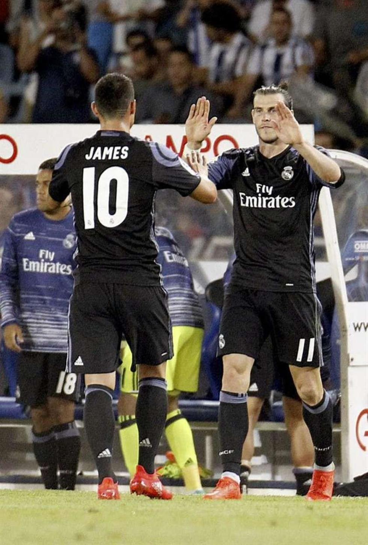 Bale y Asensio lideran la victoria del Real Madrid en Anoeta