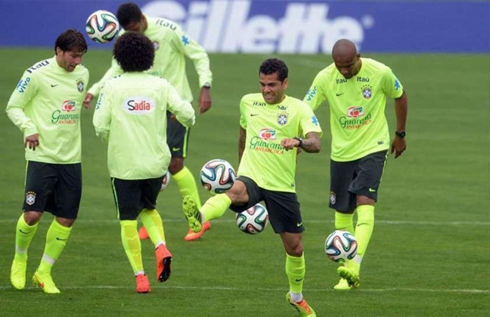 La selección brasileña anticipa su viaje a Quito
