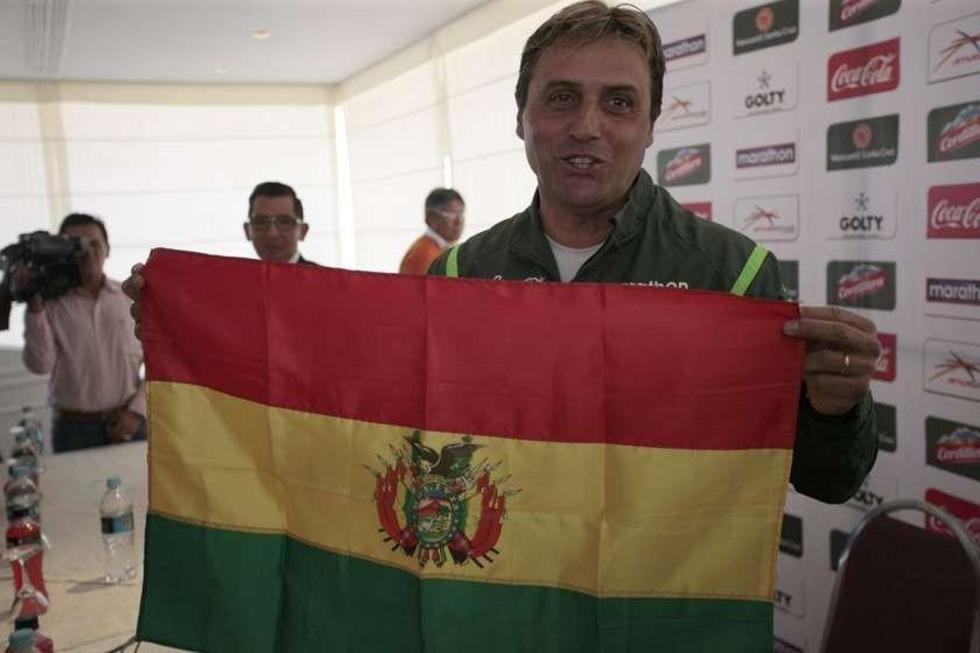 """Ángel Hoyos: """"nosotros somos corazón y mente"""""""