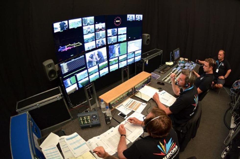 Corte embarga activos de televisora olímpica