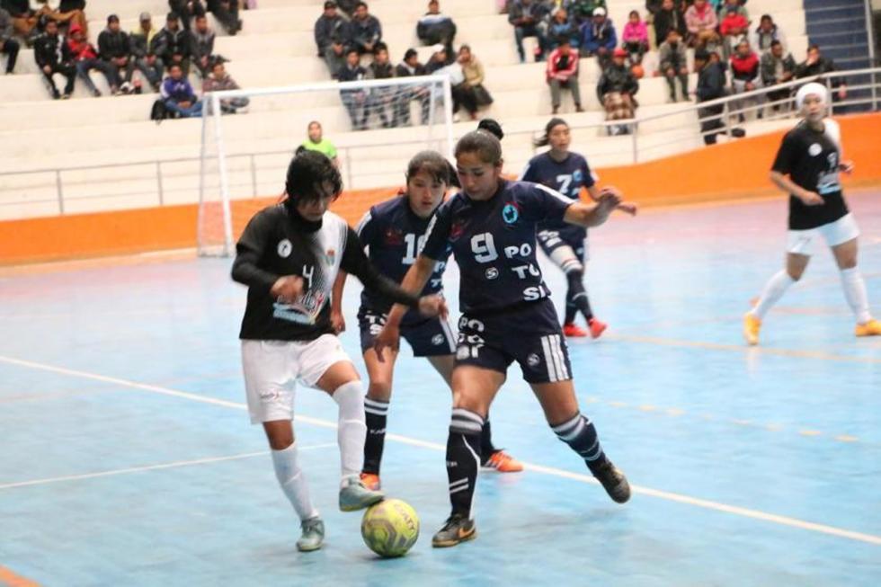 Potosí cae luchando ante el equipo cochabambino