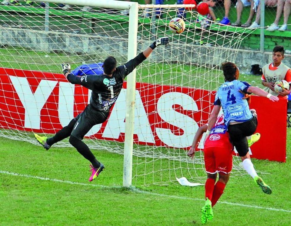 Guabirá califica de accidente la goleada contra Blooming