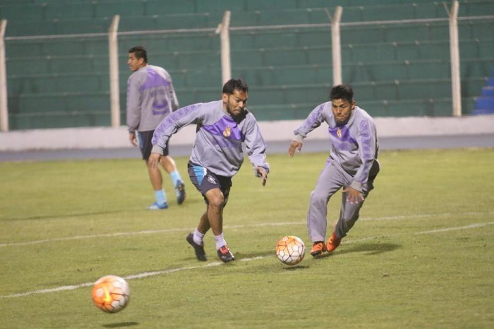 Real Potosí se quiere quedar los puntos ante Wilstermann