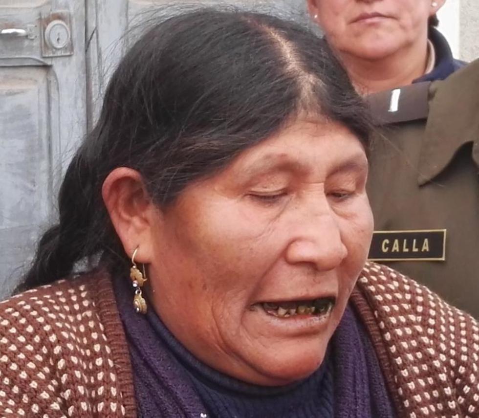 Segundina Cabrera