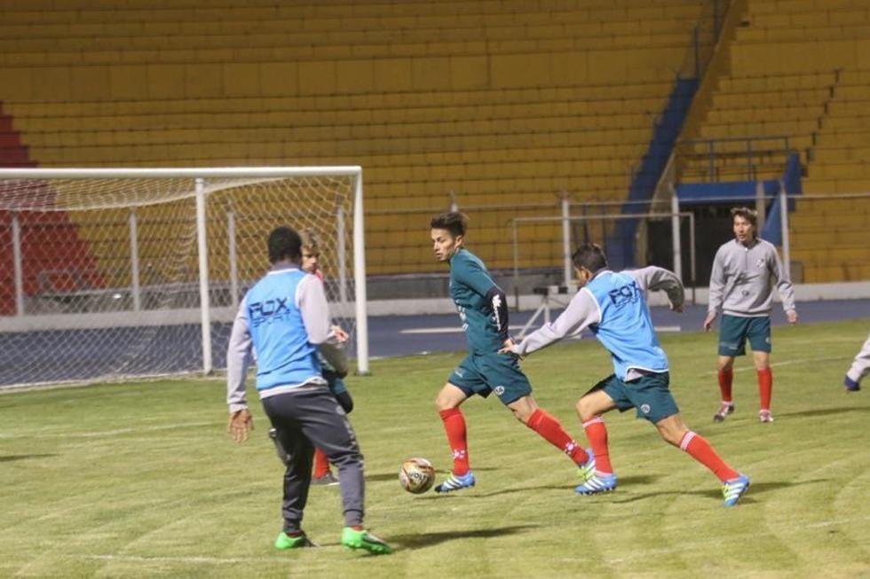 El equipo de la banda roja se ubica en el sexto lugar con 14 puntos.
