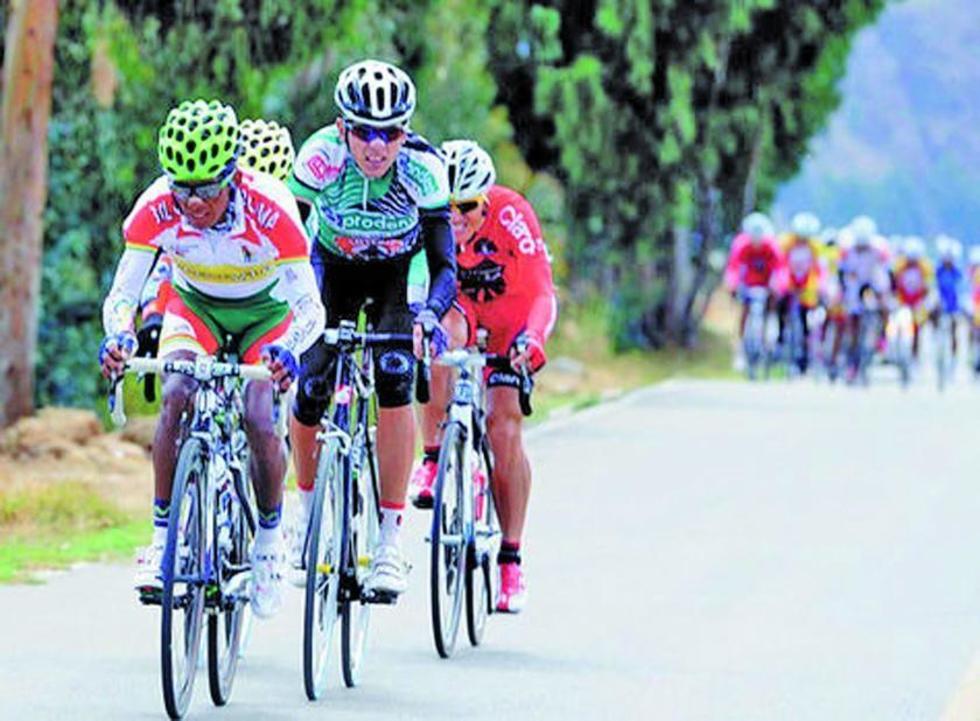 Carrera ciclistica internacional se corre desde hoy en vías potosinas