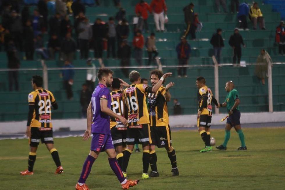 Real Potosí cae ante el Tigre y pierde a su director técnico