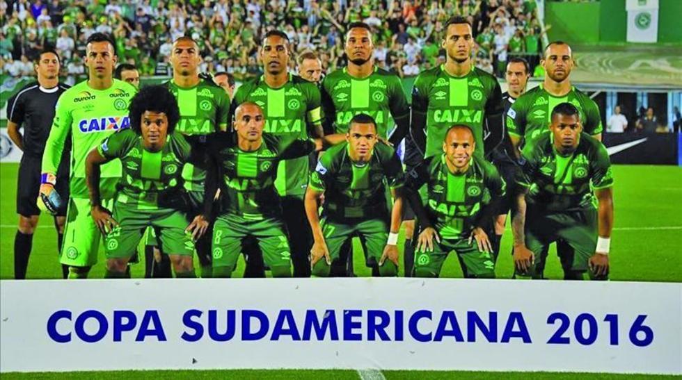 El club brasileño perdió a sus jugadores la pasada semana en un trágico accidente aéreo en Colombia.