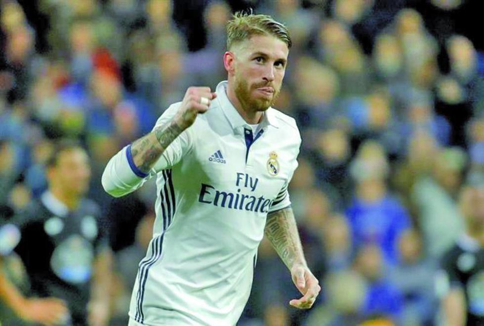 Sergio Ramos vuelve a ser baja en el entrenamiento y es duda en el Real Madrid