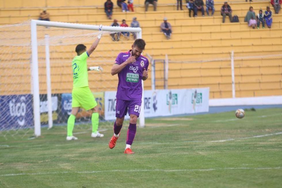 Los equipos de Potosí quieren sumar puntos en sus partidos