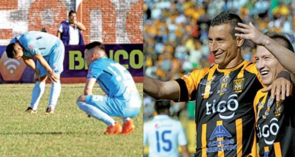 Bolívar y el Tigre pelean el título del campeonato Apertura