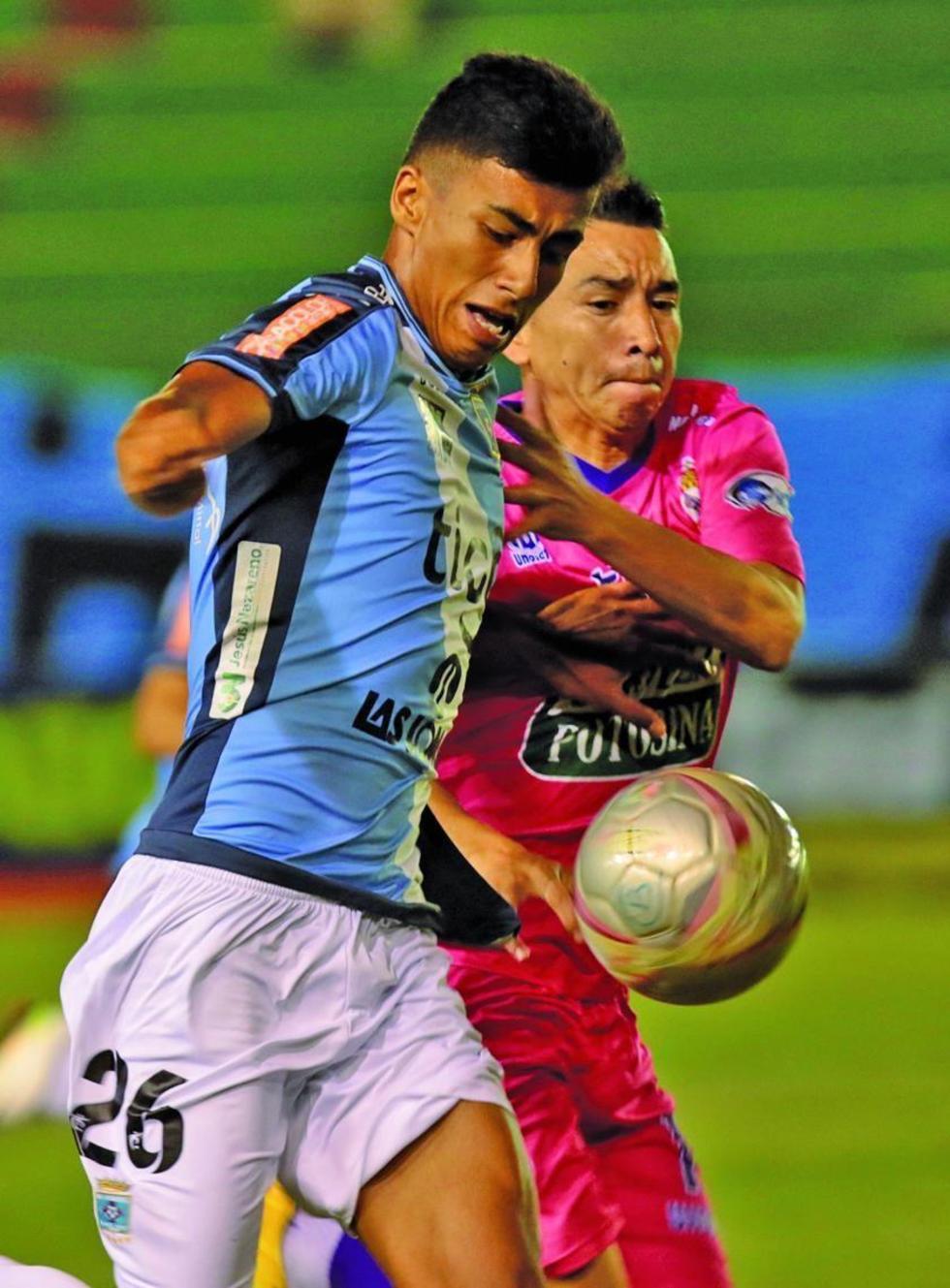 Real Potosí se queda en cuarto lugar con derrota ante Blooming