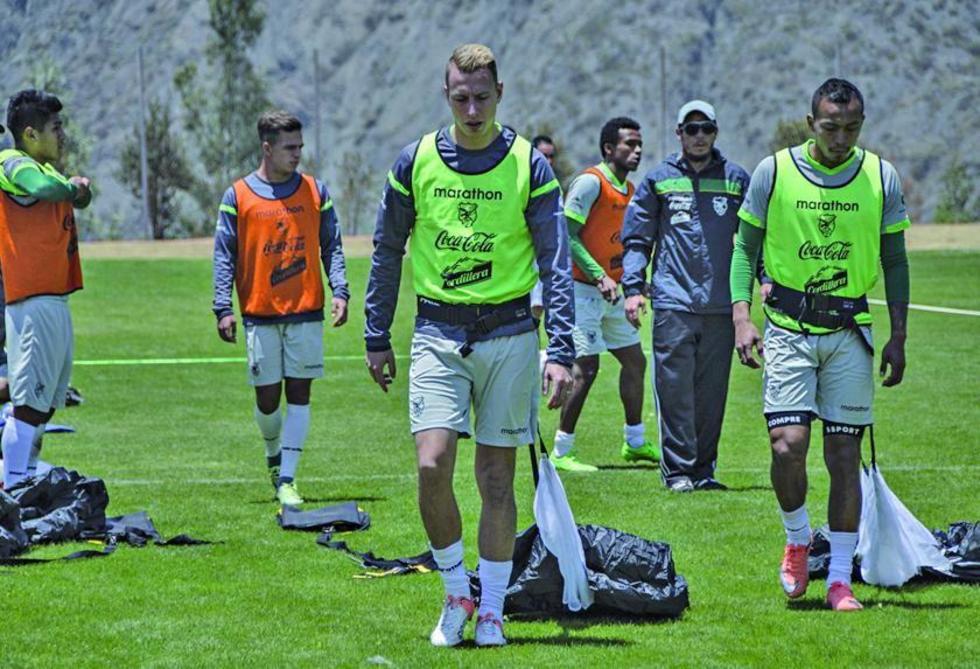 Bolivia queda en el puesto 95 en el ranking de la FIFA