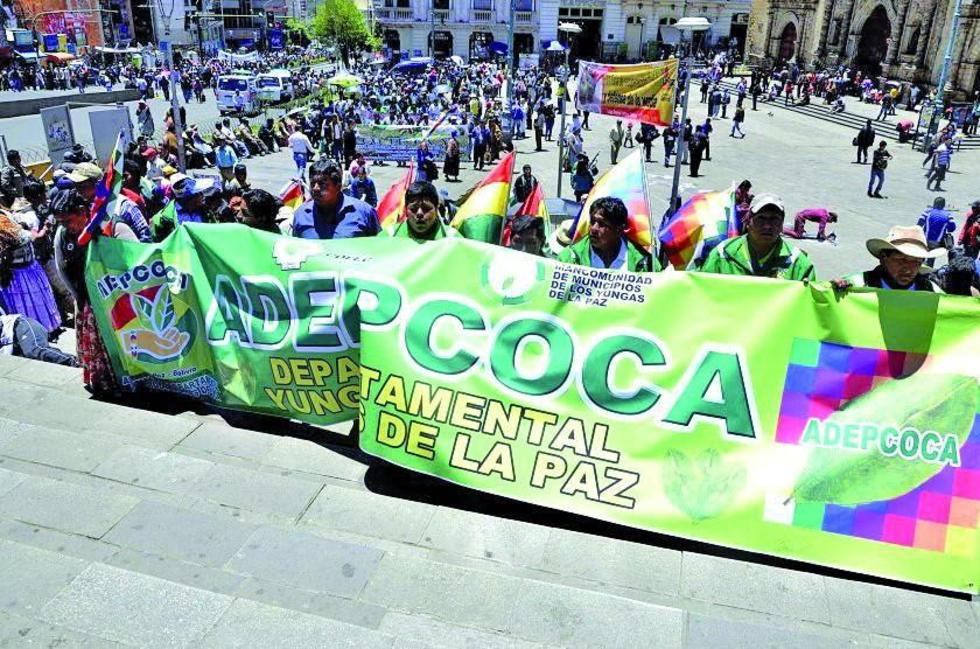 No asistieron al diálogo con el ministro César Cocarico.