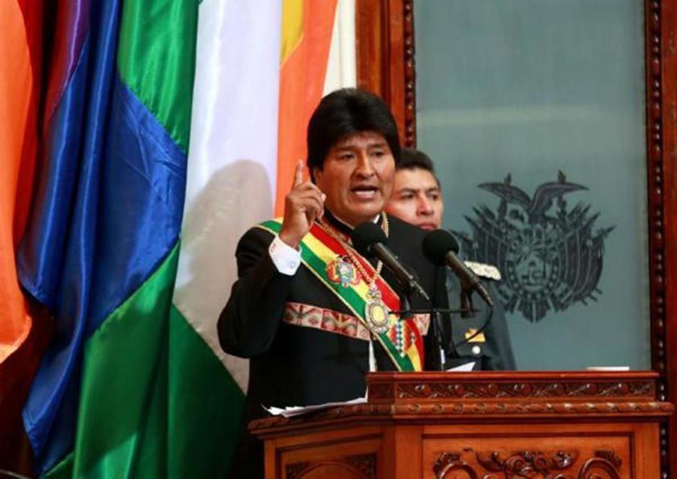 Evo festeja 11 años de gobierno con mensaje y ajuste del gabinete