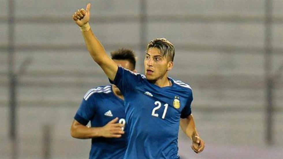 Argentina derrota a Bolivia en el torneo   de fútbol Sub 20