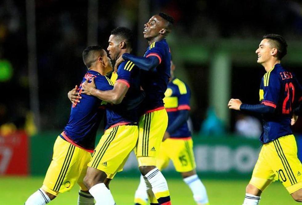 Chile, Colombia y Paraguay se jugarán su pase