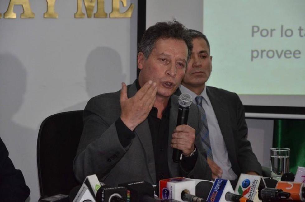 César Navarro Miranda se mantiene en la cartera de Minería.