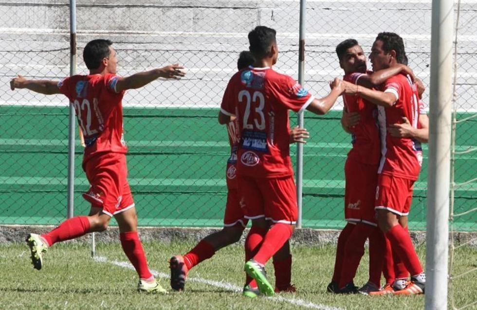 Guabirá golea al campeón en Montero