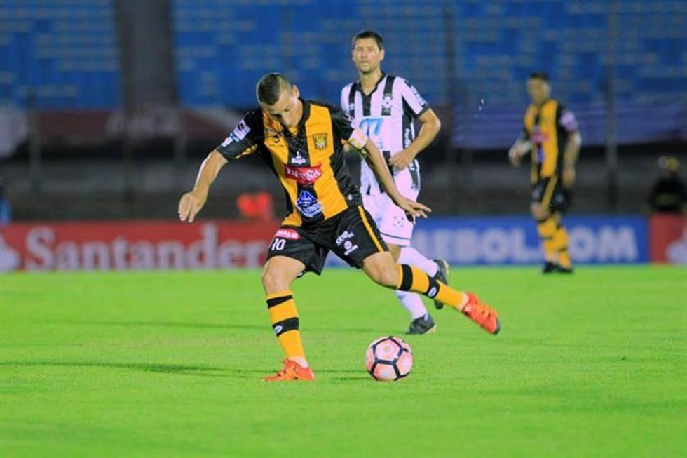 El Tigre gana en Uruguay y hace historia