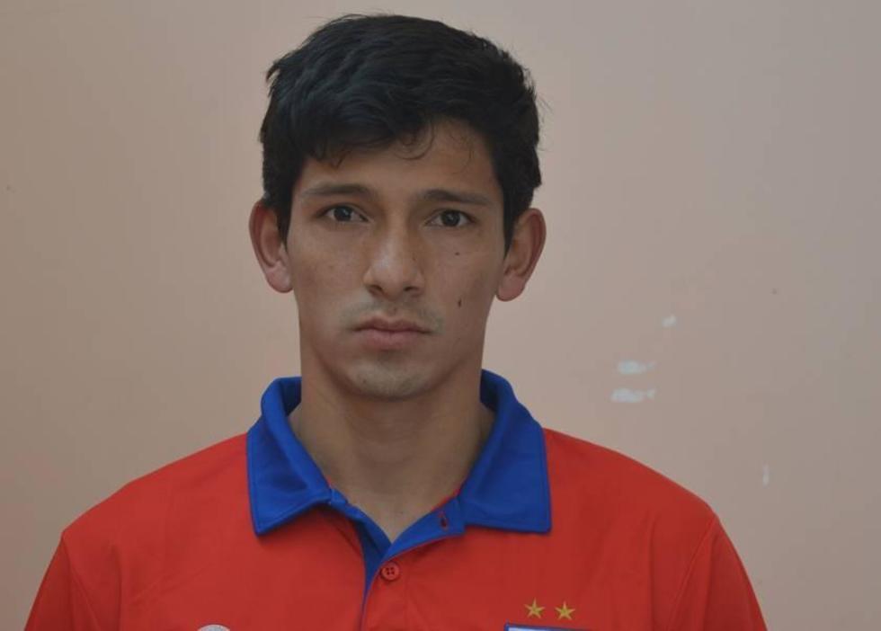 Edson Pérez vestirá la camiseta de Nacional Potosí en el torneo Apertura
