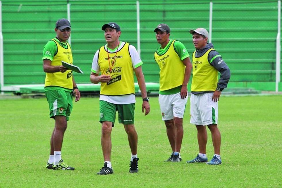 Mecapaca será el centro de concentración de la Verde