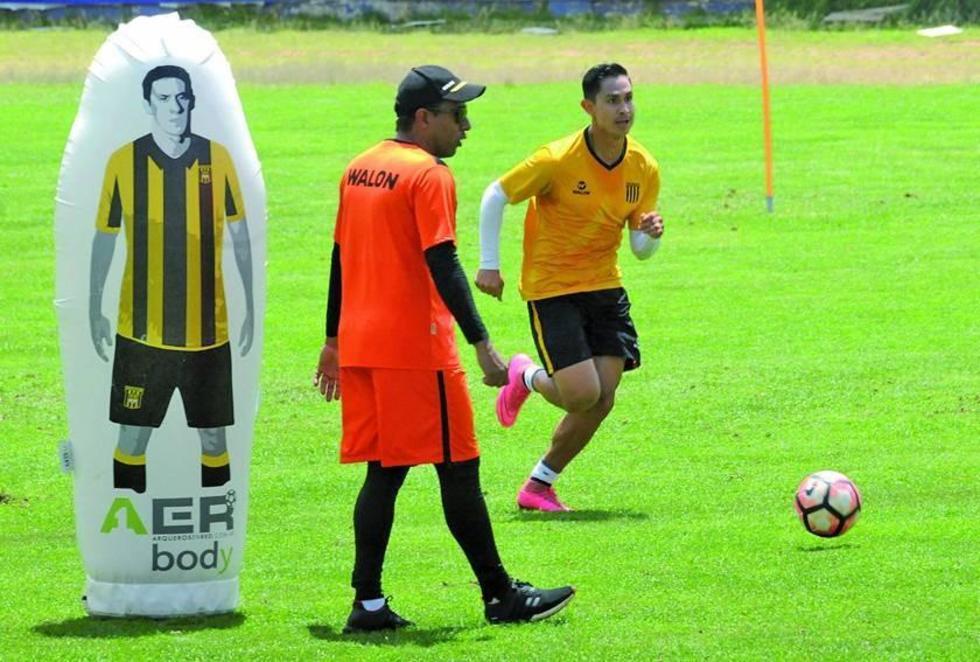 El Tigre centra toda su atención en Nacional Potosí