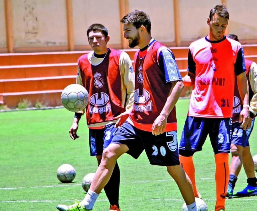 Antonio Rojano es la carta de gol del equipo realista.
