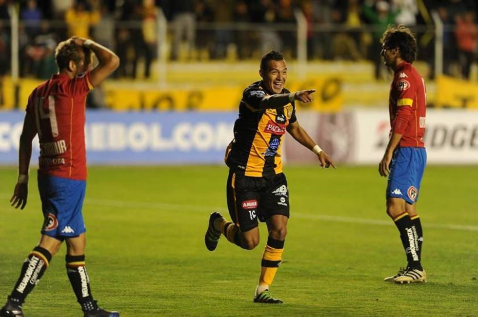 El Tigre sella su pase a la siguiente fase en Copa Libertadores