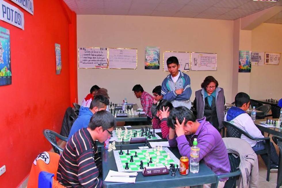 Potosinos suben al podio en el torneo nacional de ajedrez