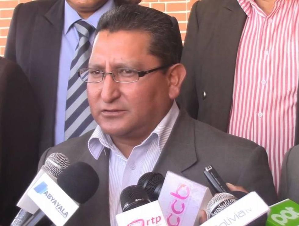 El dirigente Ismael Fernández, dijo que están en estado de emergencia.