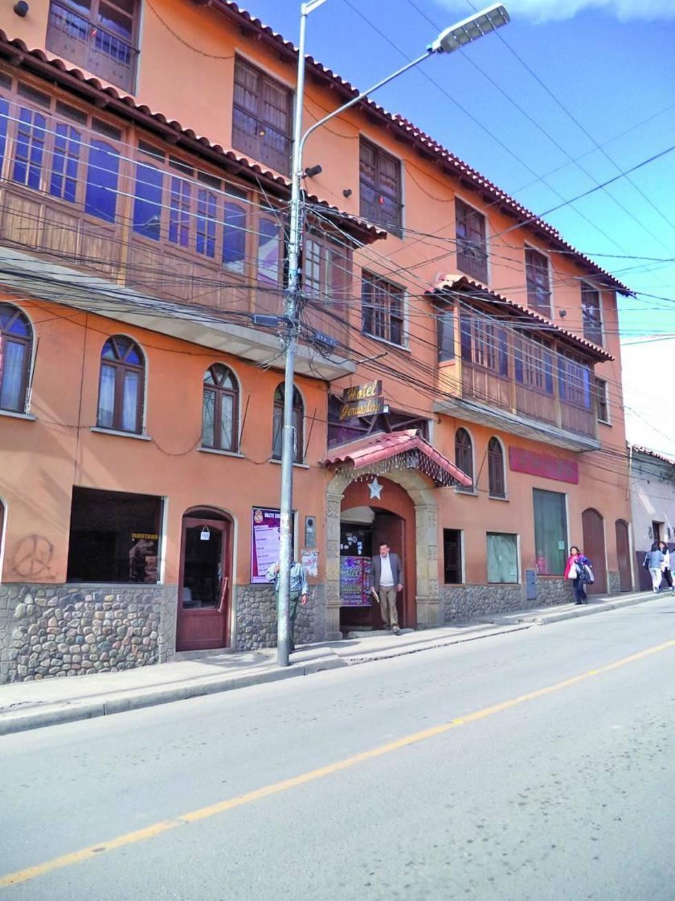 Los hoteleros del país estarán en Potosí.