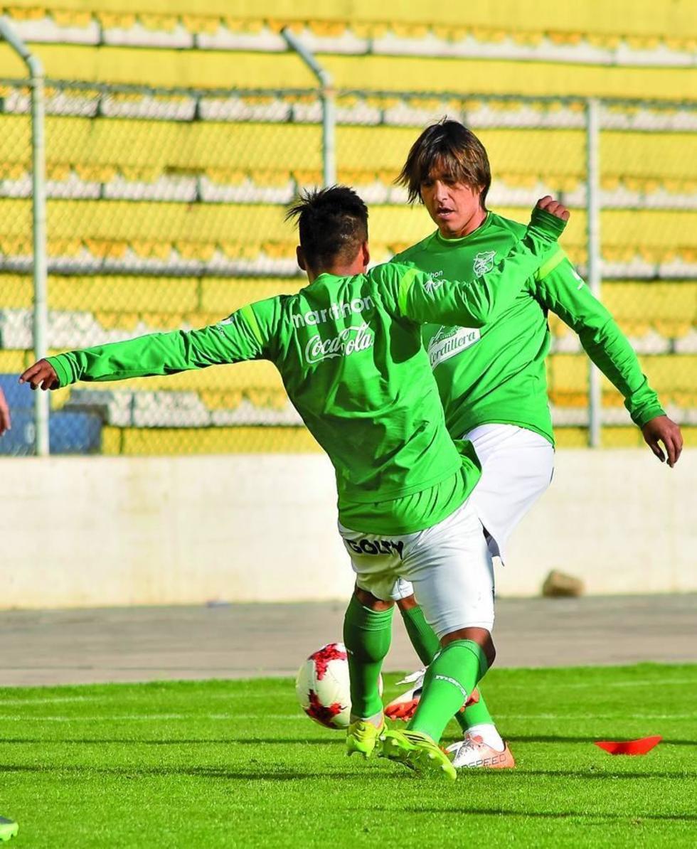 Colombia recibe a la selección boliviana
