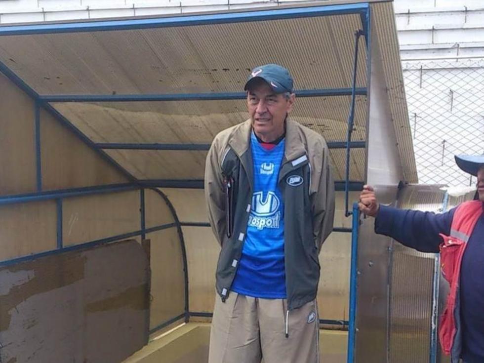 Nuevo técnico de Real Potosí busca premio internacional