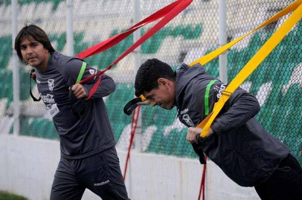 Martins y Arce recurren a las cámaras hiperbáricas