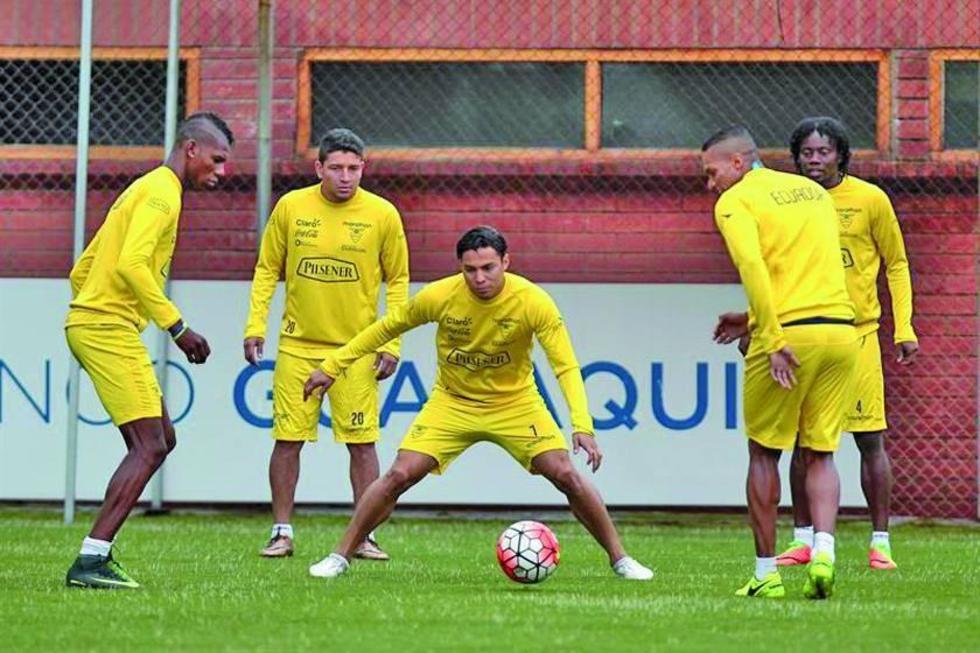 Ecuador y Colombia jugarán sin margen de error