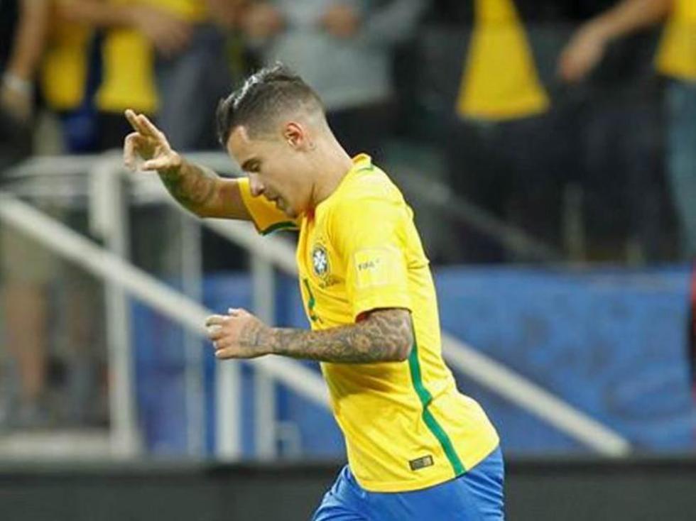 Brasil golea a Paraguay y se consolida líder en eliminatoria