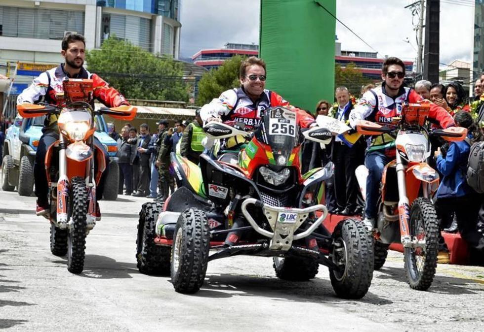 El rali Dakar de 2018 irá por Uyuni y Tupiza una vez más