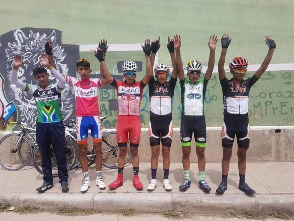 Potosí ya tiene su selección de ciclismo
