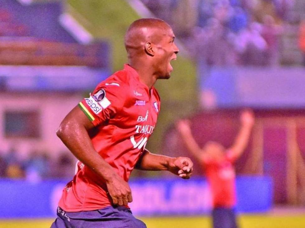 Wilstermann gana y asume el liderazgo en la Copa Libertadores