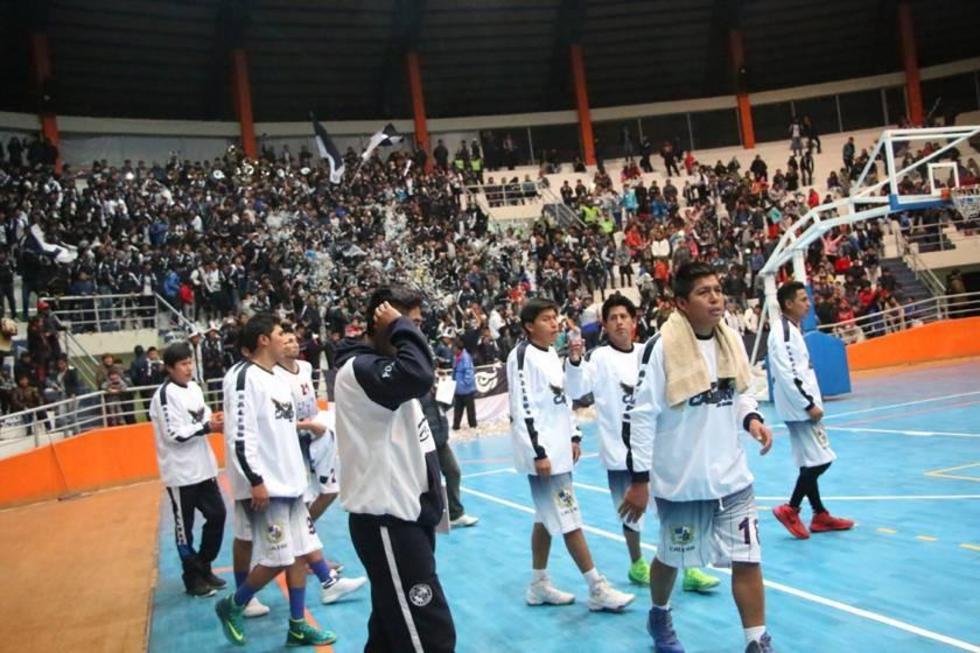El campeón de la liguilla conformará en la Serie A de la Libobásquet.