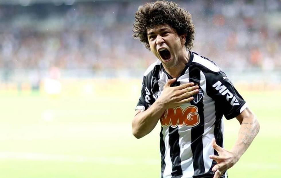 Atlético Mineiro viaja a Paraguay sin Luán